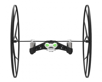 Parrot MiniDrone Rolling Spider - White