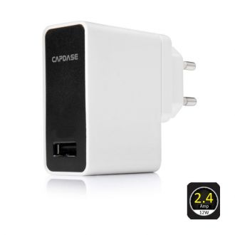 CAPDASE Home Charger Ampo + Lightning Cable