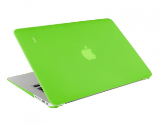 Artwizz Rubber Clip obal pre MacBook Air 11 - Zelený