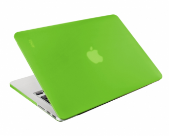 Artwizz Rubber Clip pre MacBook Pro 15 Retina - Zelený