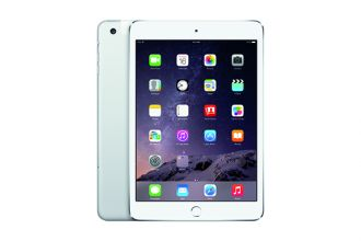 iPad mini 3 Wi-Fi Cell 128GB Silver