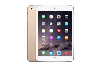 iPad mini 3 Wi-Fi Cell 128GB Gold