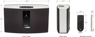BOSE SoundTouch 20 Series II White