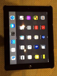 ipad 4 Retina WiFi 64GB black