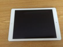 iPad Air 128gb cell silver