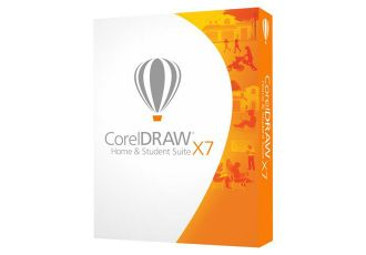 CorelDraw Home & Student Suite X7