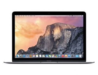 MacBook 12 1,2GHz/8GB/512GB Silver