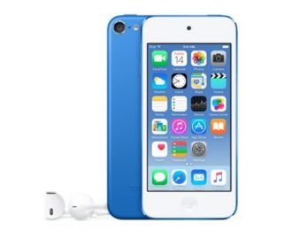 iPod touch 64GB Blue 6. gen.