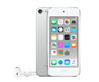 iPod touch 64GB Silver 6. gen.