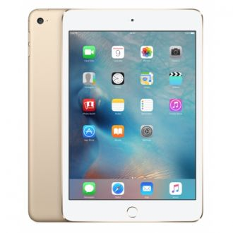 iPad mini 4 Wi-Fi 64 Gold