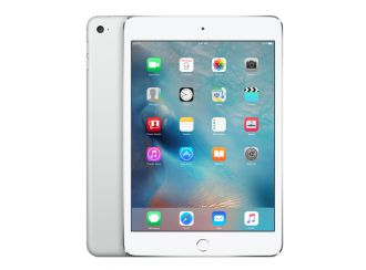 iPad mini 4 Wi-Fi + Cellular 128GB Silver