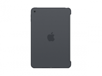 iPad mini 4 Silicone Case Charcoal Gray