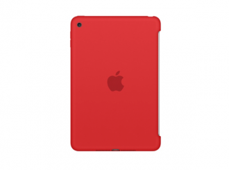 iPad mini 4 Silicone Case Red
