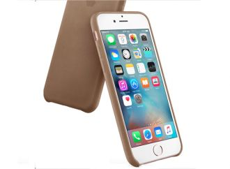 iPhone 6s Leather Case Brown