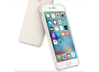 iPhone 6s Plus Silicone Case White