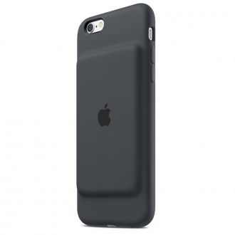 Smart Battery Case pre iPhone 6S Charcoal Gray