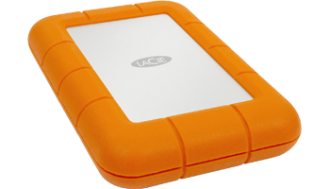 LaCie Rugged v2 USB 3.0 Thunderbolt 2TB