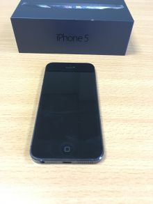 iPhone 5 - 16GB BLACK