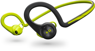 Plantronics Backbeat FIT, green