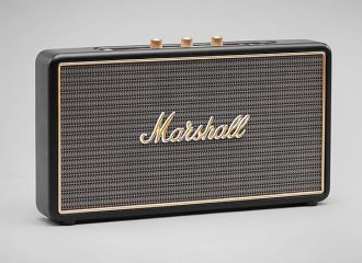 Marshall Stockwell with FlipCover Black