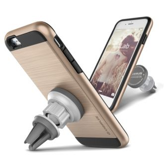 Verus Verge Magnetic Flat 2in1 - IPhone 6/6s zlatý