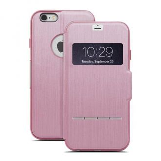 Moshi SenseCover iPhone 6 Plus - Rose Pink
