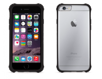 Griffin Survivor CORE pre iPhone 6/6s black/clear