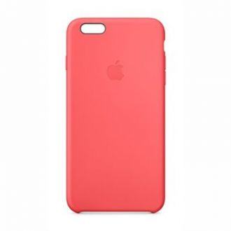 iPhone 6 Plus Silicone Case Pink
