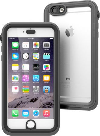 Catalyst Waterproof Case pre iPhone 6 Plus Black