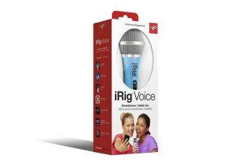iRig Voice - Blue