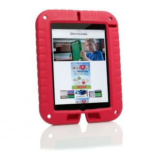 GRIPCASE Shield pre iPad Air 1-2/ iPad 2017/2018 - Red
