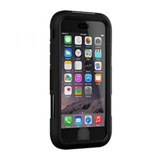 Griffin kryt Survivor Summit pre iPhone 6/6s - Clear/Black