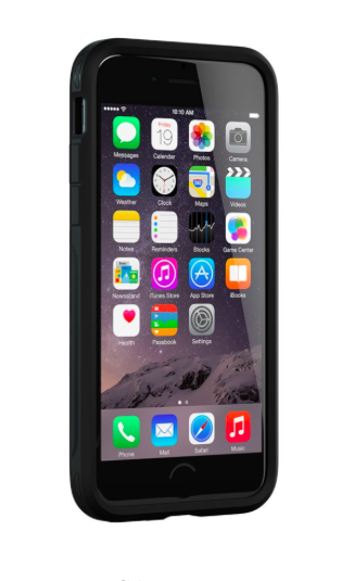 Griffin kryt Survivor Journey pre iPhone 6/6s - Black/White