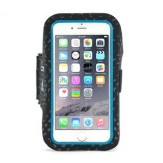Griffin armband Adidas pre iPhone 6 / 6s - Black / Blue