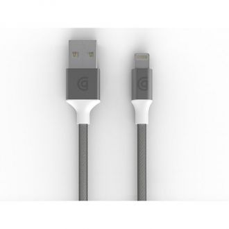 Griffin kábel Premium USB to Lightning 1,5m - Silver