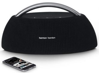 Harman Kardon GO+PLAY Black