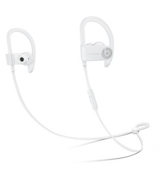 PowerBeats 3 Wireless Earphones White