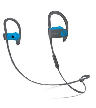 PowerBeats 3 Wireless Earphones Flash Blue