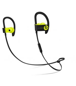 PowerBeats 3 Wireless Earphones Shock Yellow