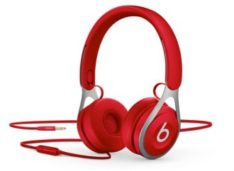 Apple Beats EP On-Ear Headphones Red