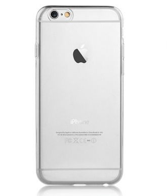 Devia kryt Naked Series pre iPhone 6s/6 - Crystal Clear