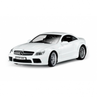 iCess model Mercedes-Benz SL65 AMG - White