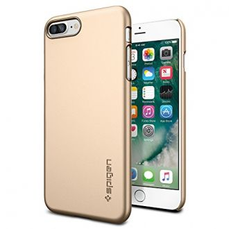 Spigen Thin Fit pre iPhone 7/8 Plus - Gold