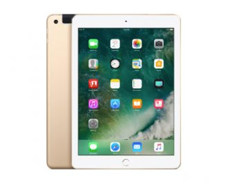 iPad Wi-Fi + Cellular 128GB - Gold