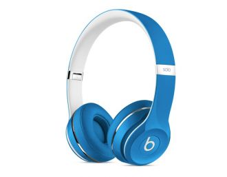 Apple Beats Solo2 On-Ear Headphones (Luxe Edition) - Blue