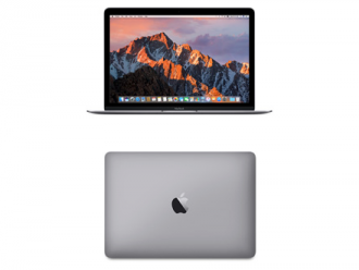 "New MacBook 12"" Core m3 1.2GHz Space Gray"