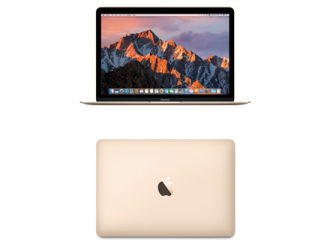 "New MacBook 12"" Core m3 1.2GHz Gold"