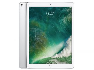 "New iPad Pro 12.9"" Wi-Fi 64 GB Silver"