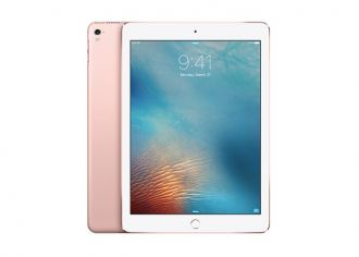 iPad Pro 9.7 Wi-Fi 32 GB Rose Gold DEMO