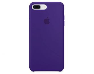 Apple iPhone 8 Plus / 7 Plus Silicone Case - Ultra Violet